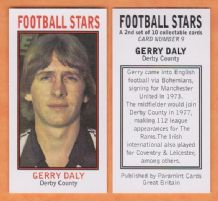 Derby County Gerry Daly Eire